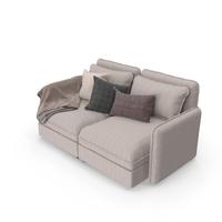 Sofa Light Grey PNG & PSD Images
