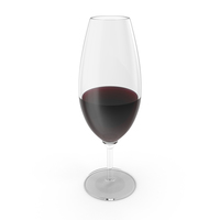 Port Wine Glass PNG & PSD Images