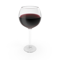 Red Burgundy Wine Glass PNG & PSD Images
