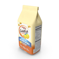 Goldfish Cheddar Crackers PNG & PSD Images