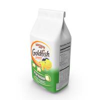 Goldfish Parmesan Crackers PNG & PSD Images