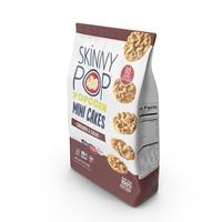 SkinnyPop Cinnamon Sugar Mini Cakes PNG & PSD Images