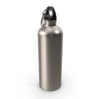 Aluminum Water Bottle PNG & PSD Images
