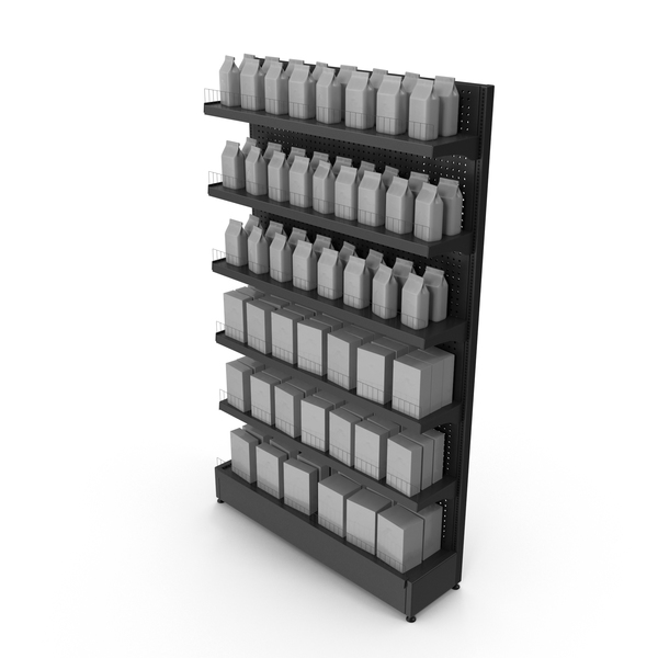 Crackers Shelving PNG & PSD Images