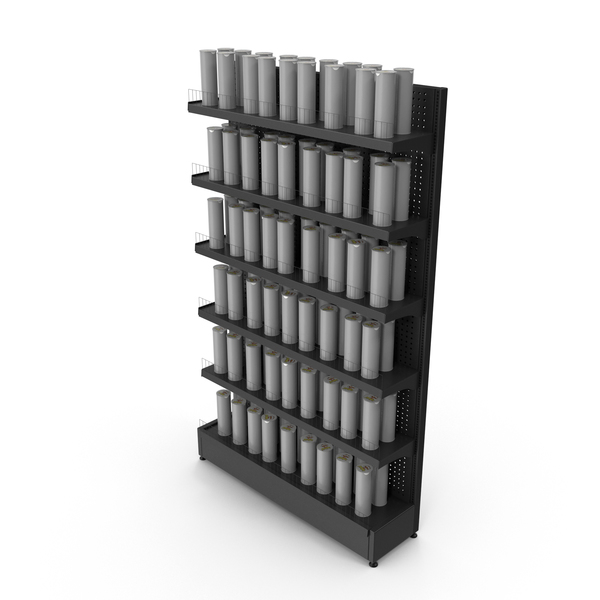 Pringles Shelving Grey PNG & PSD Images