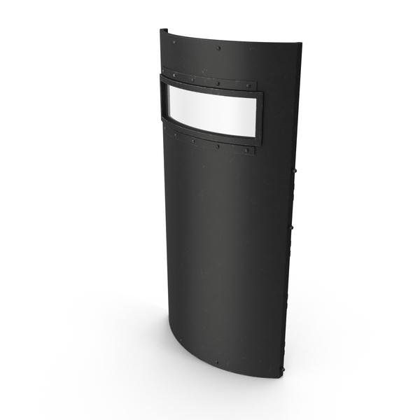 Protech Body Bunker Breacher Ballistic Shield PNG & PSD Images