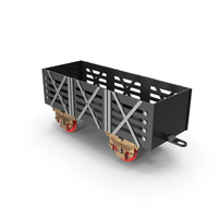 Toy Wagon PNG & PSD Images