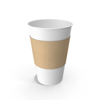 Paper Coffee Cup No Cap PNG & PSD Images