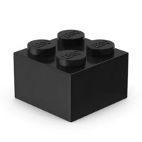 Lego 2x2 Brick PNG & PSD Images