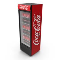 Coca-Cola Refrigerator PNG & PSD Images
