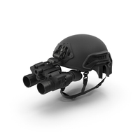 Helmet With Night Vision Goggles PNG & PSD Images