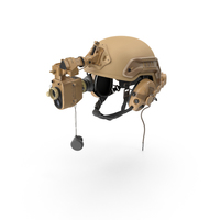 Military Helmet and Gear PNG & PSD Images