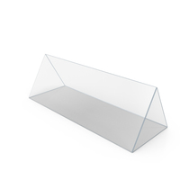 Triangular Prism PNG & PSD Images