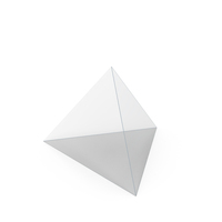 Tetrahedron PNG & PSD Images