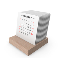 Card Calendar PNG & PSD Images