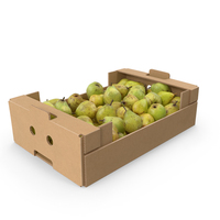 Box of Taylor's Gold Pears PNG & PSD Images