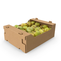 Box With Taylors Gold Pear PNG & PSD Images