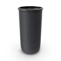 Ceramic Vase Black PNG & PSD Images