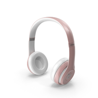 Rose Gold Beats Solo PNG & PSD Images