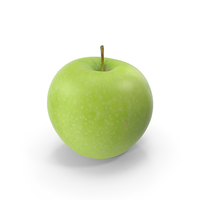 Apple Granny Smith PNG & PSD Images