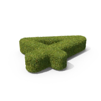 Grass Number 4 PNG & PSD Images