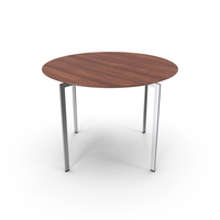 Wood Trippo Table PNG & PSD Images