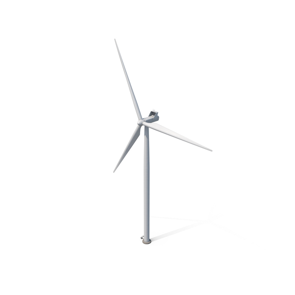 Wind Turbine PNG & PSD Images