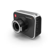Blackmagic Production Camera PNG & PSD Images