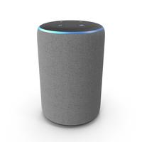 Amazon Echo Plus PNG & PSD Images
