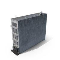 New York Decor Shop Building PNG & PSD Images