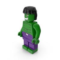 Lego Hulk PNG & PSD Images