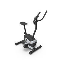 Stationary Exercise Bike PNG & PSD Images