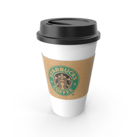 Starbucks Coffee Cup PNG & PSD Images
