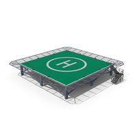 Square Helipad PNG & PSD Images