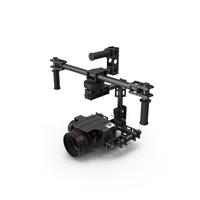 Handheld Gimbal Camera PNG & PSD Images