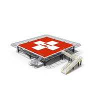 Hospital Helipad PNG & PSD Images