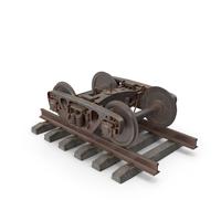 18-100 Railway Bogie PNG & PSD Images