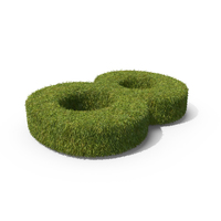 Grass Number 8 Ground PNG & PSD Images