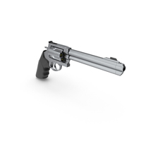 Smith & Wesson 500 Magnum PNG & PSD Images