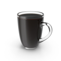 Coffee Cup Glass PNG & PSD Images
