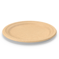 Recycled Paper Plate PNG & PSD Images