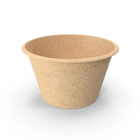 Recycled Paper Bowl PNG & PSD Images