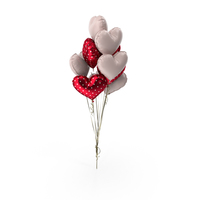 Bunch Of Balloons PNG & PSD Images