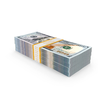 Paper Dollars Pack PNG & PSD Images