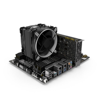 Motherboard PNG & PSD Images