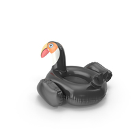 Inflatable Tucan PNG & PSD Images