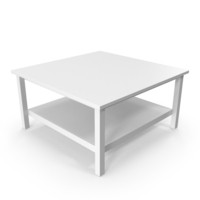 Ikea Hemnes Coffee Table PNG & PSD Images