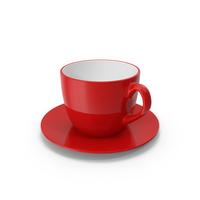 Tea Cup With Saucer PNG & PSD Images