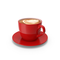 Cappuccino Art PNG & PSD Images