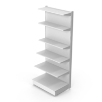Store Shelving PNG & PSD Images